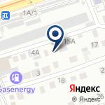 Компания SAP Kazstroy, ТОО на карте