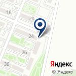 Компания Алматы тургын уй, ТОО на карте