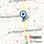 Компания Балнур на карте