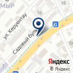Компания Almaty Development Group, ТОО на карте