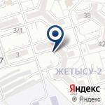 Компания Жолай-1, ТОО на карте