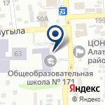 Компания Общеобразовательная школа №171 на карте