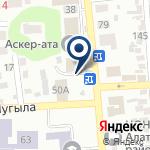 Компания АСКЕР-АТА на карте