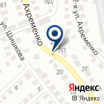 Компания Актау автогаз на карте