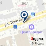 Компания Control Link, ТОО на карте