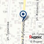 Компания Oblic.kz на карте