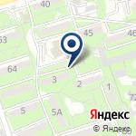 Компания Казахский научно-исследовательский и проектный институт строительства и архитектуры на карте