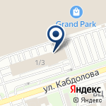 Компания KresloСomfort на карте