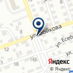 Компания Сабина, продуктовый магазин Арыстанова Н.О. на карте
