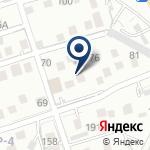 Компания Керемет на карте
