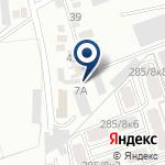 Компания Алматинское монтажное управление на карте