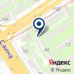 Компания TONUS ELAST КАЗАХСТАН на карте