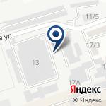 Компания Алмапром на карте