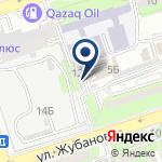 Компания Текс-Трейд, ТОО на карте