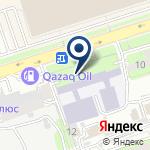 Компания APS, ТОО на карте