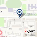 Компания Автостоянка на ул. Водник 1 на карте