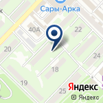 Компания SATIKOV DESIGN на карте