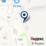 Компания Барыс на карте