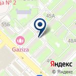 Компания Сервис-М на карте