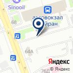 Компания INNOVO на карте