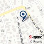 Компания Умная Эра, ТОО на карте