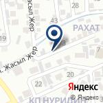 Компания Almatyvatt на карте
