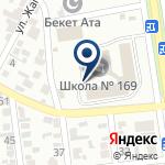 Компания Школа-лицей №169 на карте