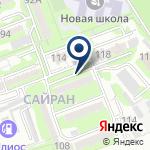 Компания Эко Алматы, ТОО на карте