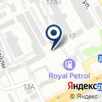 Компания Тизол-Казахстан на карте