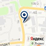 Компания Kaspi bank на карте