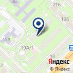 Компания Центр реабилитации и адаптации инвалидов Ауэзовского района на карте