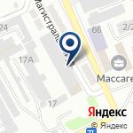 Компания Turbion, ТОО на карте
