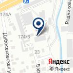 Компания CH group на карте