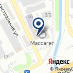 Компания Ledexpo.kz на карте