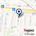 Компания Банкомат, Народный Банк Казахстана на карте