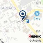 Компания Ак телек на карте