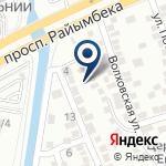 Компания Гайка на карте