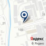 Компания Алматыдорстрой на карте
