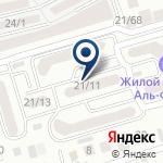 Компания Карамелька на карте