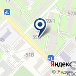Компания Общежитие на карте