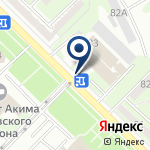 Компания Национальный центр экспертизы и сертификации, ТОО на карте