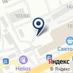 Компания Казахстанский Центр Технического Осмотра, ТОО на карте