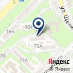 Компания Ёжик на карте