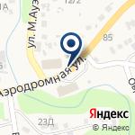 Компания ПЕРЕГОН, транспортная компания на карте