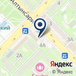 Компания Тиынка, овощной магазин на карте