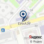 Компания Академия экономики и управления-Евразийский институт рынка на карте