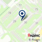 Компания Участковый пункт полиции №30 Ауэзовского района на карте