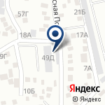 Компания Stekloland на карте