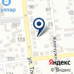 Компания Rinnai Kazakhstan на карте