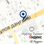 Компания Energorezerv, ТОО на карте
